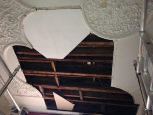 ceiling collapse lawsuit